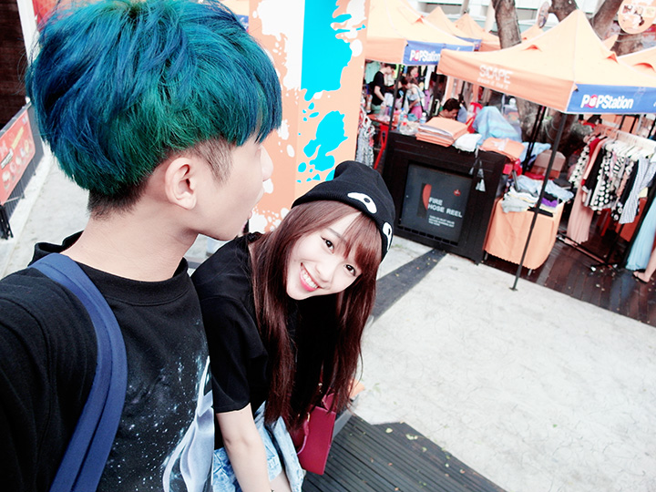 typicalben peishi selfie