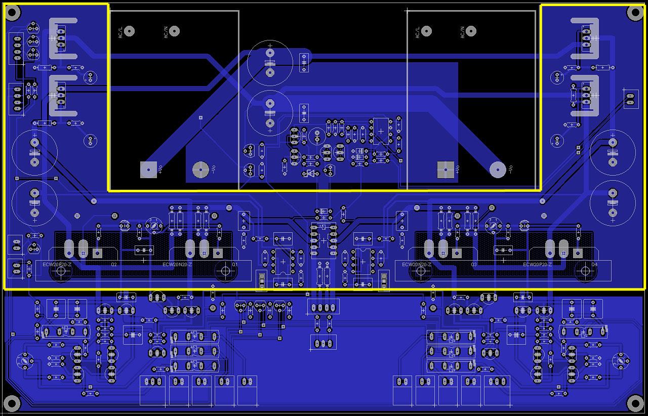 AF-6: Il circuito stampato 14408426268_b4079f1935_o_d