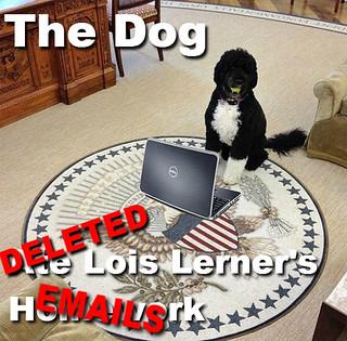 Lois Lerner's Emails Were Deleted