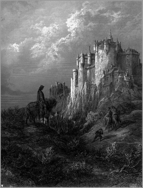 Idylls of the King: Illustrations by Gustave Doré, 1868