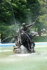 Snug Harbor - Neptune Fountain