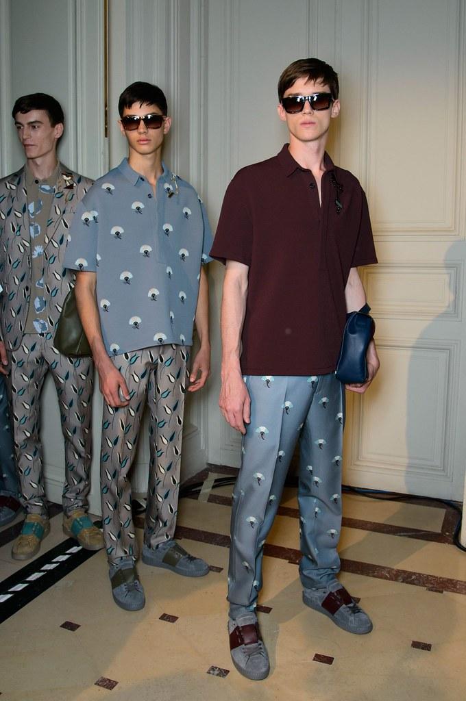 SS15 Paris Valentino471_Jack Chambers, Lucas Santon, Yulian Antukh(fashionising.com)