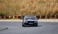 https://www.twin-loc.fr GTRS Circuit Mérignac Bordeaux 22-06-2014 - Peugeot 405 MI16 - Image Picture Photography