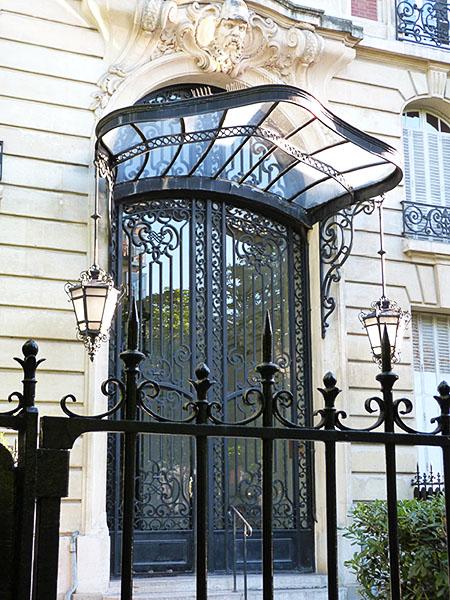 très belle porte
