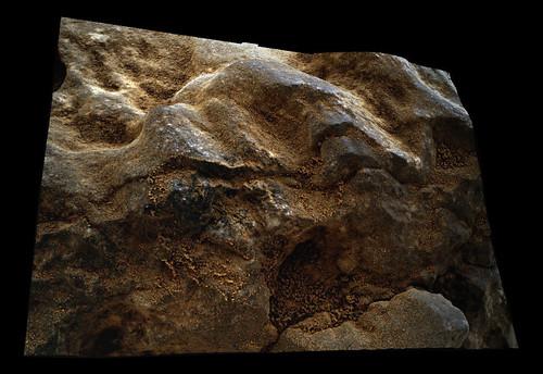 Curiosity: Nova - MAHLI sol 688 3d
