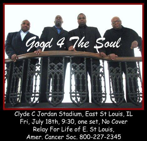 Good 4 The Soul 7-18-14