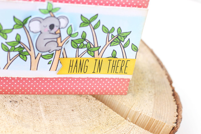 hang in there {lawn fawn inspiration week}