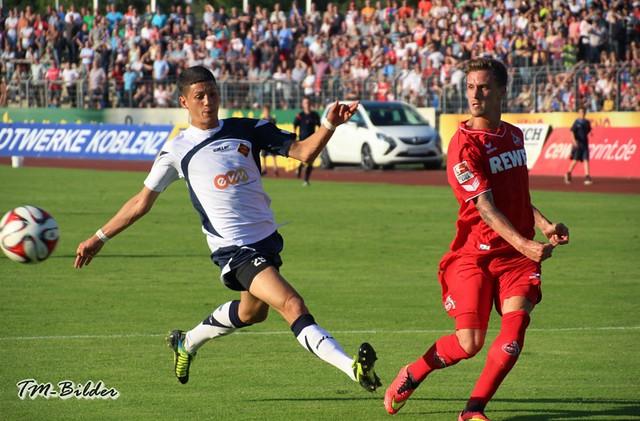 Testspiel  TuS Koblenz - 1. FC Köln 0:0 14492973299_814274ecde_z