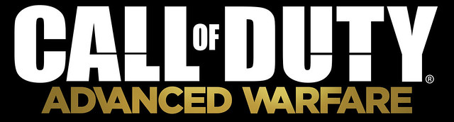 Call of Duty Advanced Warfare Logo_White