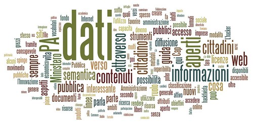 OPEN DATA. DOTTORINI: