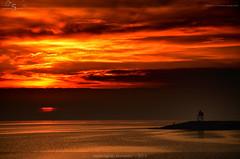 stavoren sunset