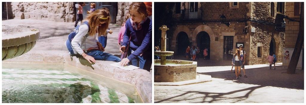 Pla�a Sant Felip Neri#03