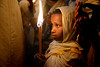 A prayer - Easter celebrations - Lalibela