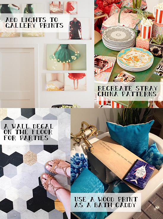 shutterfly home decor ideas | www.brooklynlimestone.com