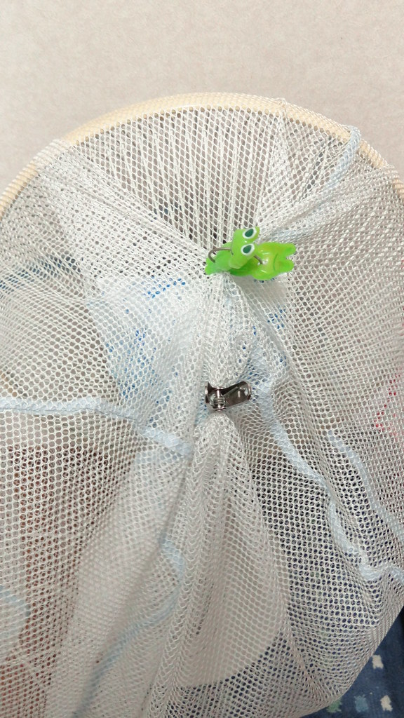 扇風機初稼動 + 小鳥事故防止策 + 保冷剤で冷却力強化?