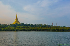 India: Mumbai - Pagoda