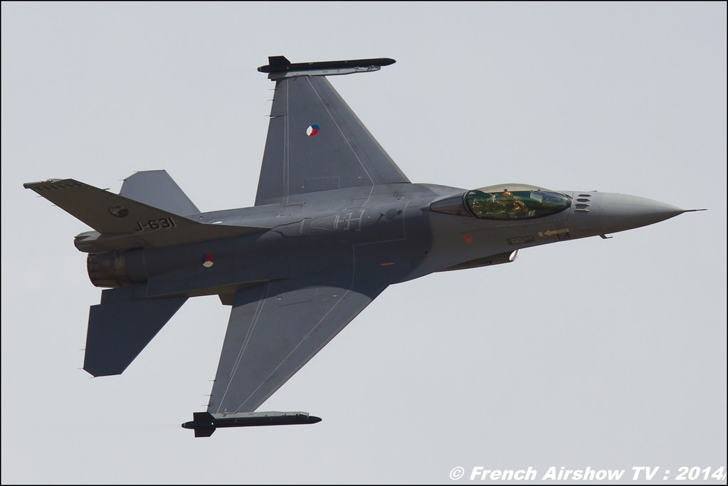 F-16 DEMO TEAM RNLAF 2014