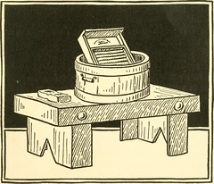 """Image from page 104 of """"When mother lets us make paper box furniture; a book which shows children just how to make most attractive toy furniture out of materials which cost practically nothing--toys which give as much pleasure as those from expensive toy"""