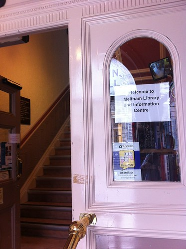 Meltham Library