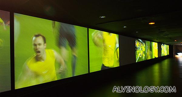 FCB video highlights