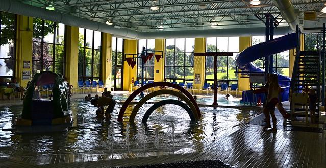 Pool - DoubleTree Hilton Lancaster PA