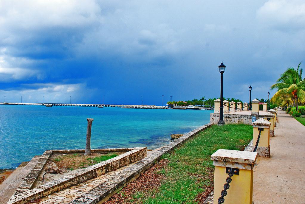 Frederiksted, Ocean Walk, St Croix, Beach