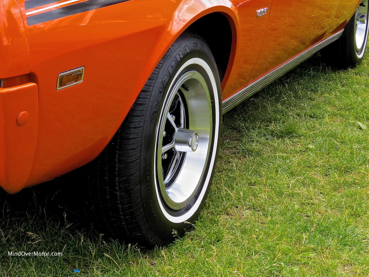 1969 AMC Javelin Front Fender