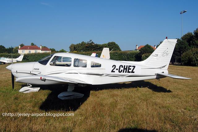 2-CHEZ Piper PA-28-161 Cherokee Warrior