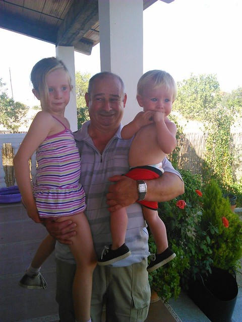 Ian and Nora and Abuelo