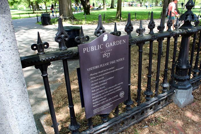 The Stylum Boston Public Park