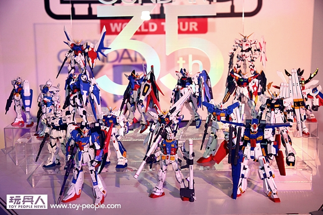 「GUNPLA EXPO 鋼彈模型博覽會 – TAIWAN 2014」第一手現場速報!