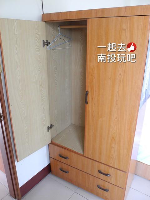 日月潭民宿-日月背包客棧