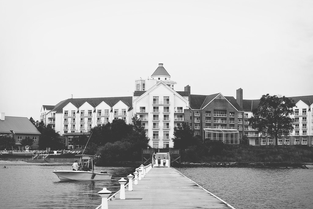 The beautiful Hyatt Regency Chesapeake Bay | Photo by KitaRobertsPhotography.com