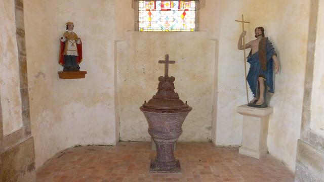151 Église Notre-Dame-de-l'Assomption, Tamerville