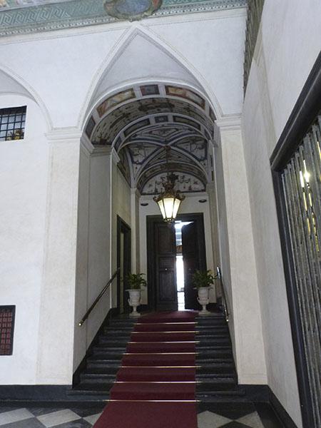 escalier Palais