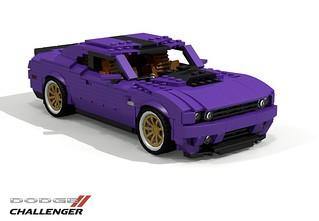 Dodge Challenger - 2008