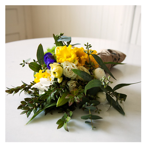 Spring Bouquet from Farmgirl Flowers