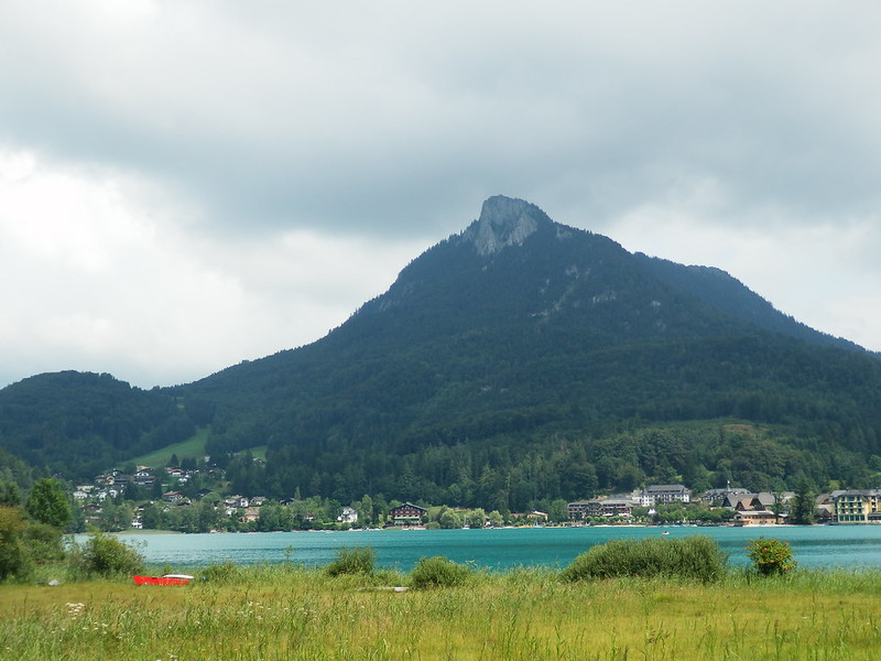 Fuschlsee and Frauenkopf