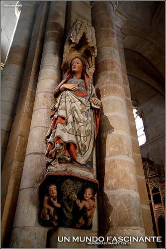 Virgen Embarazada, Toro.