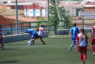 Pretemporada Extremadura vs Santa Teresa