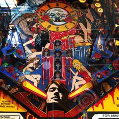 automotive exterior(0.0), recreation(0.0), comic book(0.0), pinball(1.0), arcade game(1.0), games(1.0),