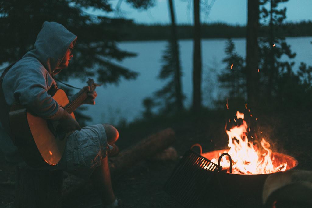 Kesler / Campsite