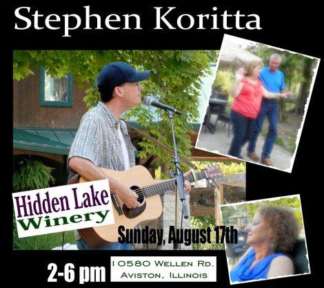 Stephen Koritta 8-17-14