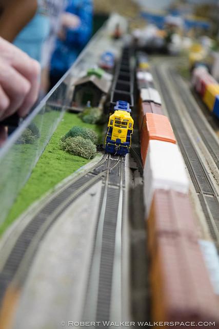 Trackside Modelers - Control