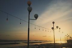 Sunset in Batu Ampar
