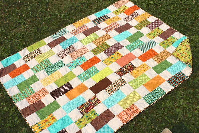 S'more Love Camper Quilt