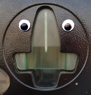 Eyebombing a Ticket Machine