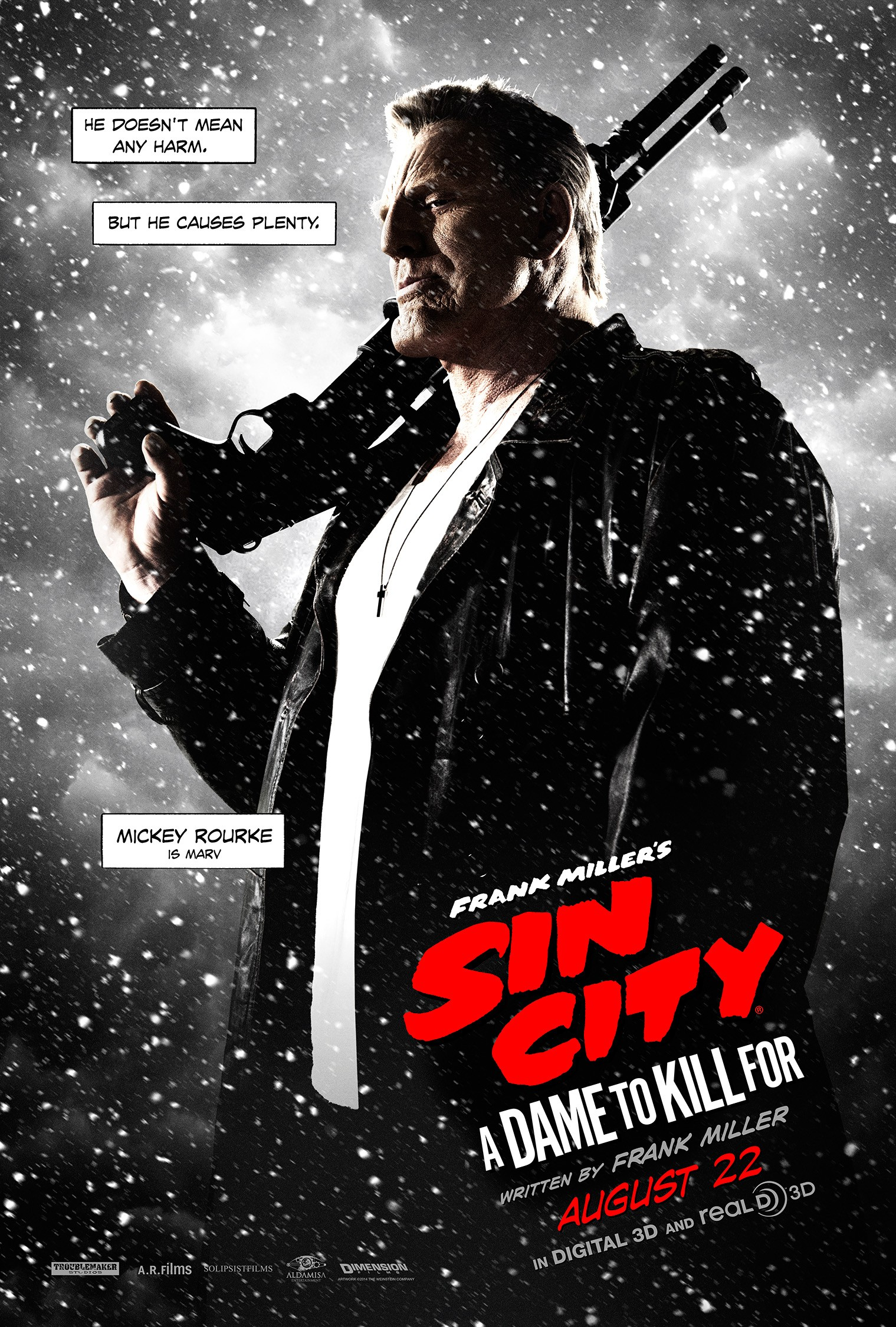 Sin City Trailer