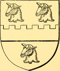 "Image from page 279 of ""Pedigrees recorded at the visitations of the county palatine of Durham made by William Flower, Norroy king-of-arms, in 1575, by Richard St. George, Norroy king-of-arms, in 1615, and by William Dugdale, Norroy king-of-arms, in 1666"""