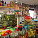 Seoul Korea Toto Toy Museum in Insadong featuring tons of vintage retro toys (and a Big Daddy) by moreska